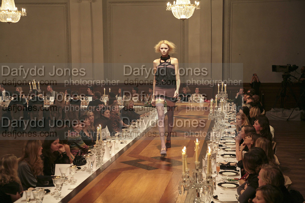 6th Annual Lanc™me Colour Designs Awards In association with CLIC Sargent Cancer Care.  Lindley Hall, Vincent Sq. London. 28 November 2006.  ONE TIME USE ONLY - DO NOT ARCHIVE  © Copyright Photograph by Dafydd Jones 248 Clapham Rd. London SW9 0PZ Tel 020 7733 0108 www.dafjones.com