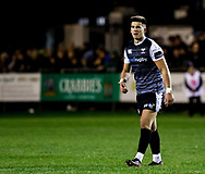 Tiaan Thomas-Wheeler of Ospreys<br /> <br /> Photographer Simon King/Replay Images<br /> <br /> Guinness PRO14 Round 7 - Ospreys v Connacht - Friday 26th October 2018 - The Brewery Field - Bridgend<br /> <br /> World Copyright &copy; Replay Images . All rights reserved. info@replayimages.co.uk - http://replayimages.co.uk