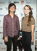 Guest and Marnie Ellen on the red carpet during opening night of the 25th Anniversary New Orleans Film Festival; Opening night film is 'Black and White' directed by Mike Binder