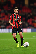 AFC Bournemouth midfielder Andrew Surman (6) during the The FA Cup match between Bournemouth and Luton Town at the Vitality Stadium, Bournemouth, England on 4 January 2020.