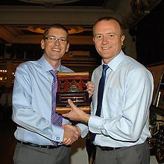Northants Cricket Dinner Awards 2008