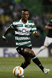September 20, 2018 - Lisbon, Portugal - Nani of Sporting  in action  during Europa League 2018/19 match between Sporting CP vs Qarabagh FK, in Lisbon, on September 20, 2018. (Credit Image: © Carlos Palma/NurPhoto/ZUMA Press)