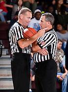 November 11, 2010: The Langston University Lions play against the Oklahoma Christian University Eagles at the Eagles Nest on the campus of Oklahoma Christian University.