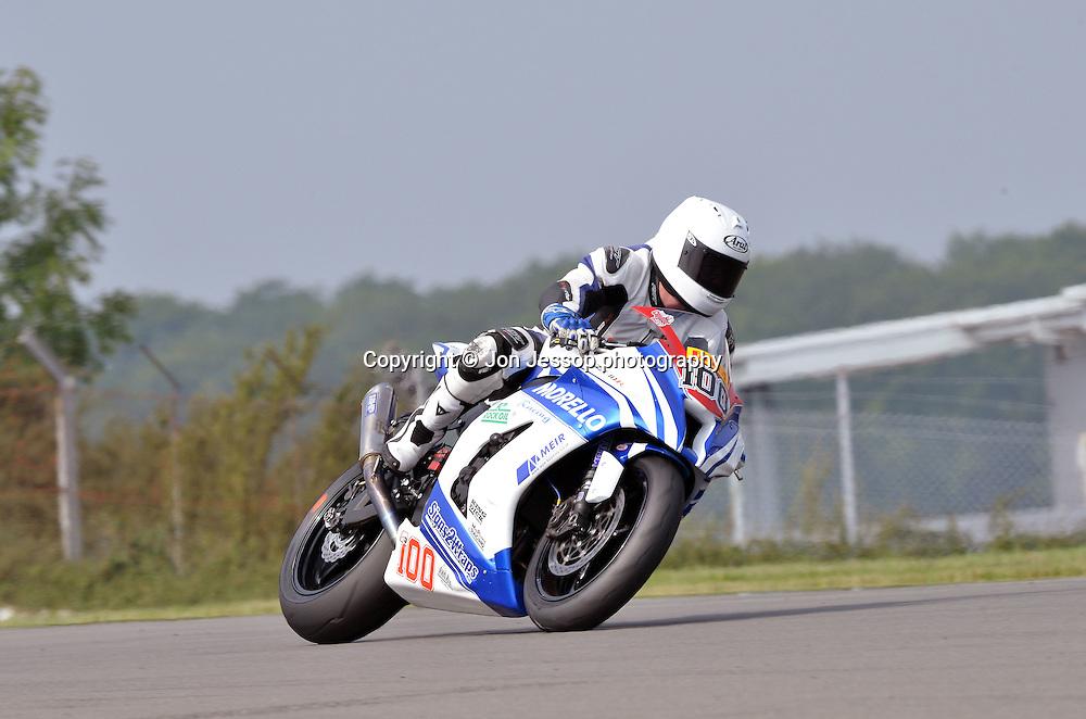 #100 Connor Tagg Morello Racing Kawasaki Superstock 1000