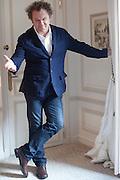Hotel Plaza Athenee. Paris, France. November 21st 2011..American actor John C. Reilly
