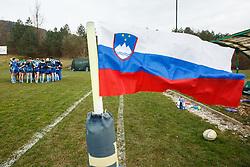 Rugby match between RK Ljubljana and Rugby Union Donau Wien in RRC League, March 12, 2016 at Oval Gunclje, Ljubljana, SLO. Photo by Grega Valancic / Sportida
