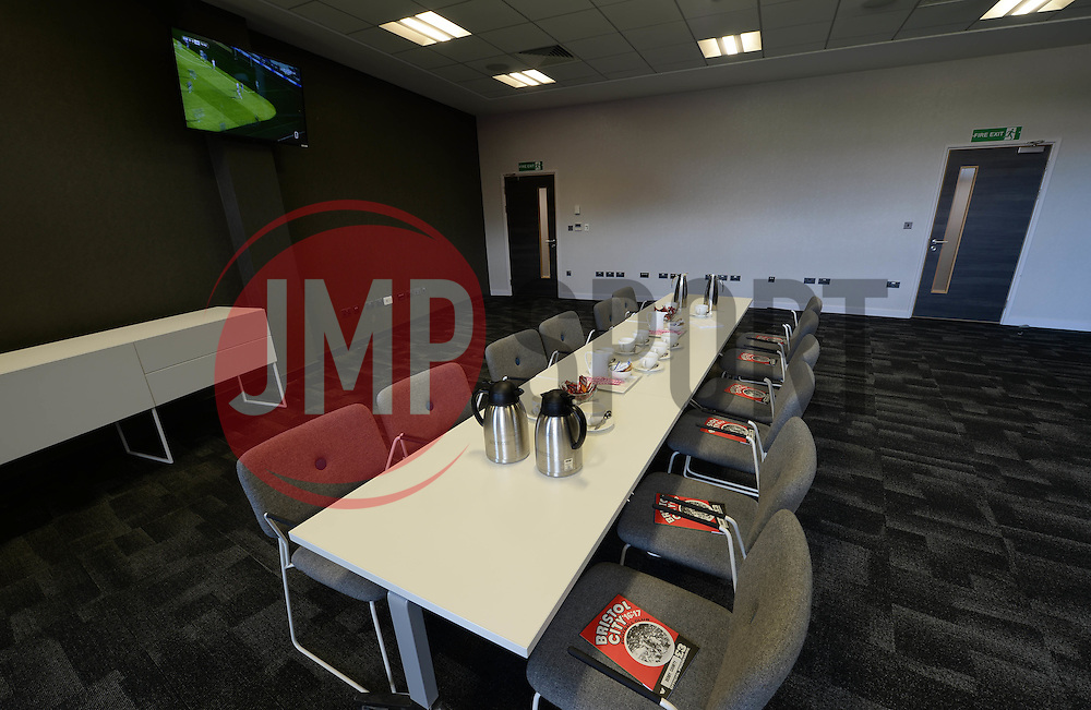 General view of a Hospitality room - Mandatory by-line: Dougie Allward/JMP - 17/09/2016 - FOOTBALL - Ashton Gate Stadium - Bristol, England - Bristol City v Derby County - Sky Bet Championship