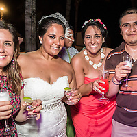 Alonso & Becca Wedding at Yucatan Princess