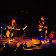 The Kinks, Ray Davies performing at the Tower Theater in Philadelphia