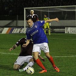 Cowdenbeath v Hearts | Scottish Championship | 23 December 2014