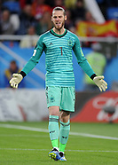 Spain v Morocco 25/6