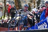 Caroline MANI  - 11.01.2015 - Cyclo cross - Championnats de France Femmes - Pontchateau<br /> Photo : Vincent Michel / Icon Sport