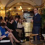 IoD YDF Business Breakfast Top 5 Do's and Don'ts of Pitching