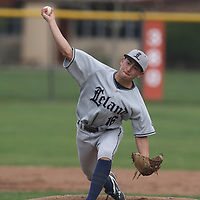 Leland #16 Frank Verdecanna vs Westmont in a BVAL Baseball Game at Westmont High School, Campbell CA on 3//23/2018. (Photograph by Bill Gerth/ for SVCN) (Leland 9 Westmont 8)