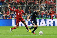 x of Bayern Munich and y of Atletico Madrid during the UEFA Champions League match at Allianz Arena, Munich<br /> Picture by EXPA Pictures/Focus Images Ltd 07814482222<br /> 03/05/2016<br /> ***UK &amp; IRELAND ONLY***<br /> EXPA-EIB-160503-0074.jpg