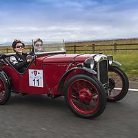 Car 11 Seren Whyte / Elise Whyte