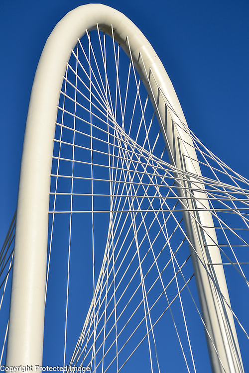 Margaret Hunt Hill Bridge, newest addition to the stunning Dallas skyline