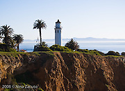 Lighthouse at Inspiration Point off Palos Verdes, CA