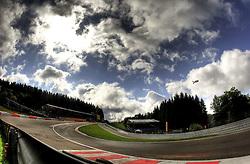 Motorsports / Formula 1: World Championship 2010, GP of Belgium, circuit, Rennstrecke, HDR