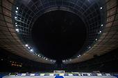 Östersunds FK träning inför Europa League Berlin