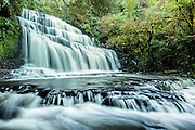 Purakanui Falls, Catlins, New Zealand