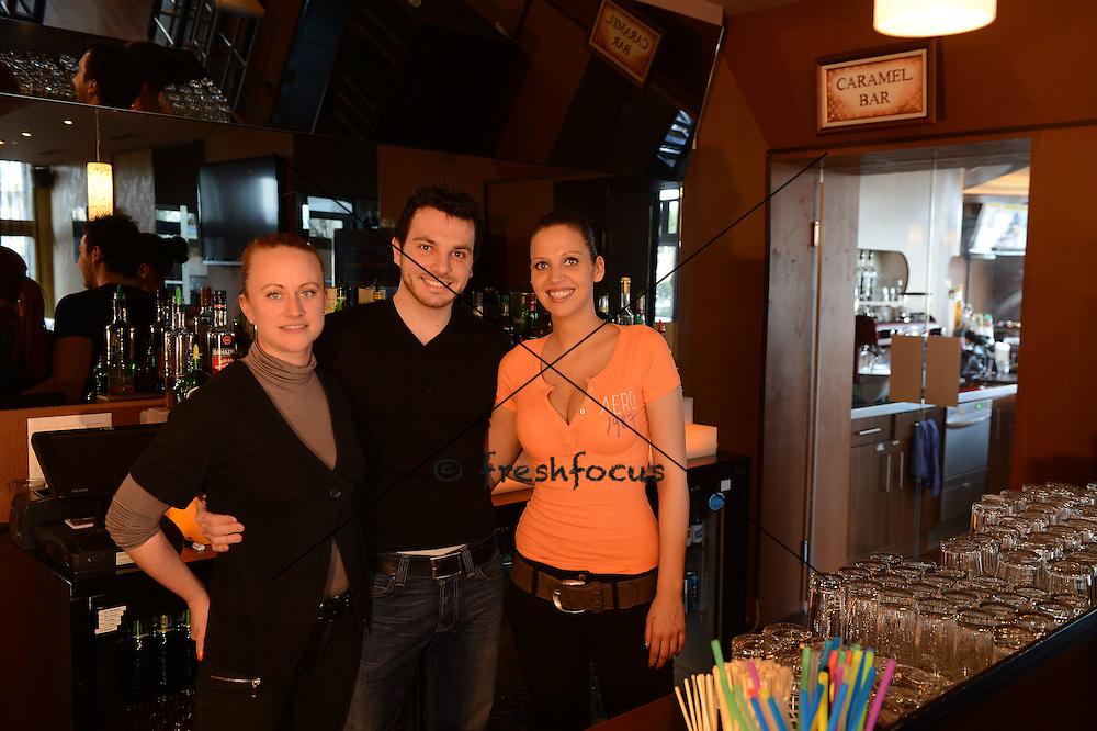 11.03.2013; Emmenbruecke; Caramel - Bar;<br /> Dusan Pavlovic (Andy Mueller/freshfocus)