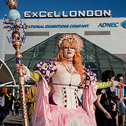 Cosplay fans came to London on October 29, 2017 for the MCM London Comic Con, which took place at the Excel Centre with hundreds of stall exhibition. The weekend offered comic fans the chance to dress up as their favourite characters and even compete in the EuroCosplay Championships.