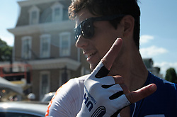 Americans Kiel Reijnen and Evelyn Stevens come out on top at 2014 Parx Casino Cycling Classic.Scenes from the 2011-2014 Philadelphia International Bicyling Classic #ManayunkWall Bike Race, traditionally held in the first week of June. (photo by Bastiaan Slabbers/BasSlabbers.com)<br /> <br /> For license options of Philadelphia International Cycling Classic related imagery please visit my editoiral stock portfolio at Getty Images/iStock.com: istockphoto.com/portfolio/basslabbers