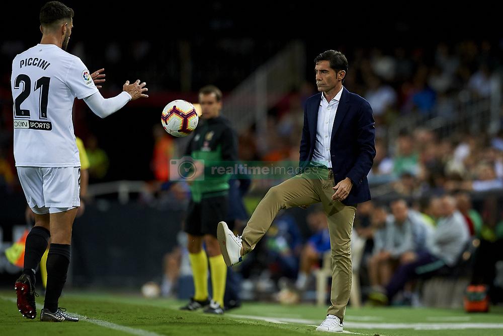 Valencia Cf V Fc Barcelona La Liga Realtime Images