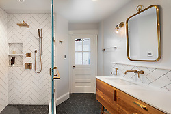 4625 5th Master Bath and Powder Room