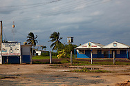 Buildings in Arroyos de Mantua, Pinar del Rio, Cuba.