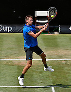 Florian Mayer during the Mercedes Cup at Tennisclub Weissenhof, Stuttgart, Germany.<br /> Picture by EXPA Pictures/Focus Images Ltd 07814482222<br /> 10/06/2016<br /> *** UK &amp; IRELAND ONLY ***<br /> EXPA-EIB-160610-0169.jpg