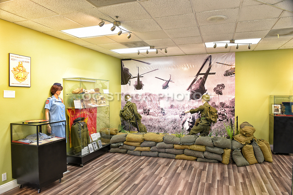 Vietnam War Museum in Westminster