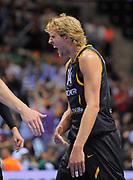 DESCRIZIONE : Siauliai Lithuania Lituania Eurobasket Men 2011 Preliminary Round Italia Germania Italy Germany<br /> GIOCATORE : Dirk Nowitski<br /> CATEGORIA : esultanza<br /> SQUADRA : Italia Italy<br /> EVENTO : Eurobasket Men 2011<br /> GARA : Italia Germania Italy Germany<br /> DATA : 01/09/2011 <br /> SPORT : Pallacanestro <br /> AUTORE : Agenzia Ciamillo-Castoria/T.Wiedensohler<br /> Galleria : Eurobasket Men 2011 <br /> Fotonotizia : Siauliai Lithuania Lituania Eurobasket Men 2011 Preliminary Round Italia Germania Italy Germany<br /> Predefinita :