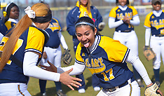 2015 NC A&T Softball Invitational vs Coppin St, Morgan St & Saint Francis