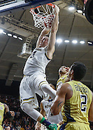 NCAA Basketball - Notre Dame Fighting Irish vs Georgia Tech - South Bend, In