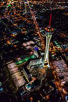 Stratosphere Hotel & Las Vegas Boulevard