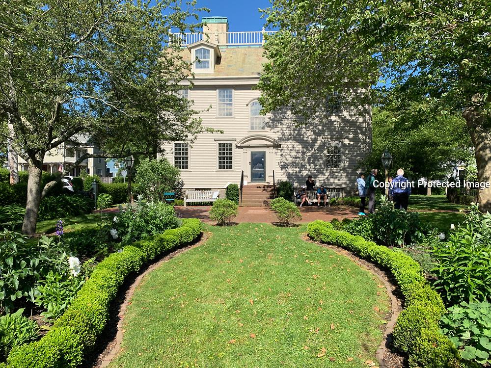 Hunter House, 1748, Newport, Rhode Island, USA