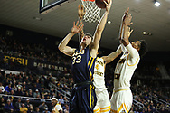 December 6, 2017 - Johnson City, Tennessee - Freedom Hall: ETSU forward Mladen Armus (33)<br /> <br /> Image Credit: Dakota Hamilton/ETSU