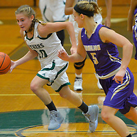 11.20.2015 Elyria Catholic vs Vermilion Girls Varsity Basketball