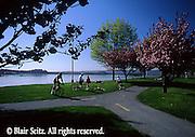 Urban Parks, Bicycling, Pennsylvania, Outdoor Recreation, Riverfront Park, Harrisburg, PA