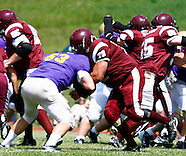 Football 2010 Ellicottville vs West Valley Alumni Game Day