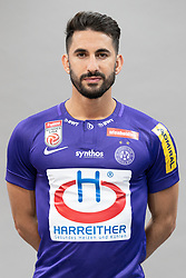 16.07.2019, Generali Arena, Wien, AUT, 1. FBL, FK Austria Wien, Fototermin, im Bild Alon Turgeman // Alon Turgeman during the official team and portrait photoshooting of tipico Bundesliga Club FK Austria Wien for the upcoming Season at the Generali Arena in Vienna, Austria on 2019/07/16. EXPA Pictures © 2019, PhotoCredit: EXPA/ Florian Schroetter