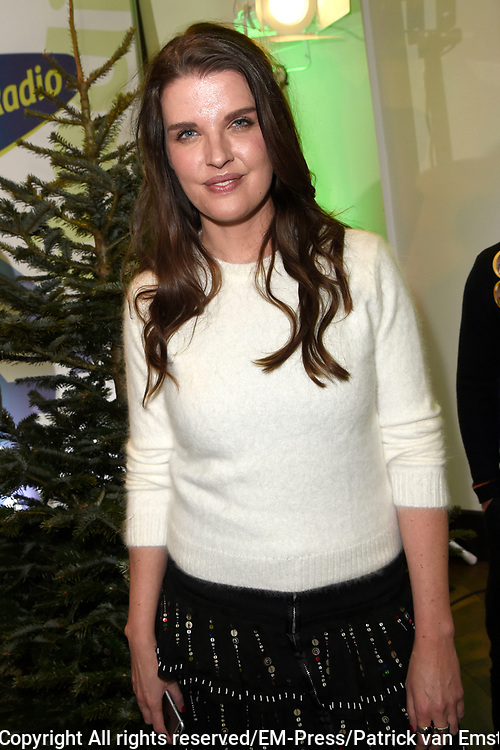 De 8e editie van Sky Radio&rsquo;s goede doelen-event Christmas Tree For Charity in The College Hotel, Amsterdam.<br /> <br /> Op de foto:  Manon Meijers