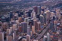 Calgary Financial District