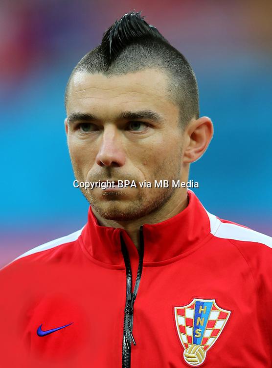 Uefa Euro FRANCE 2016 - <br /> Croatia National Team - <br /> Danijel Pranjic