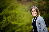 Trainee nurse Kati Kononen from Finland, who is competing her placement training in Aberdeen, Scotland.