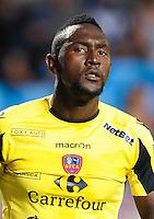 Jules Stephane Goda - 08.08.2015 - Troyes / Gazelec Ajaccio - 1ere journee de Ligue 1<br /> Photo : Andre Ferreira / Icon Sport