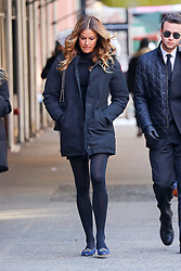 A funeral was held today in Manhattan for Bobby Zarin's. In attendance were Real Housewives' cast members, Bethenny Frankel, Kelly Benison, Sonja Morgan, Daniele Staub as well as Marla Trump. 15 Jan 2018 Pictured: Kenny Bensimon. Photo credit: ZapatA/MEGA TheMegaAgency.com +1 888 505 6342