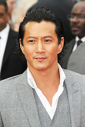 © Licensed to London News Pictures. Will Yun Lee, The Wolverine UK film premiere, Leicester Square, London UK, 16 July 2013. Photo by Richard Goldschmidt/LNP